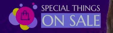 Special Things On Sale